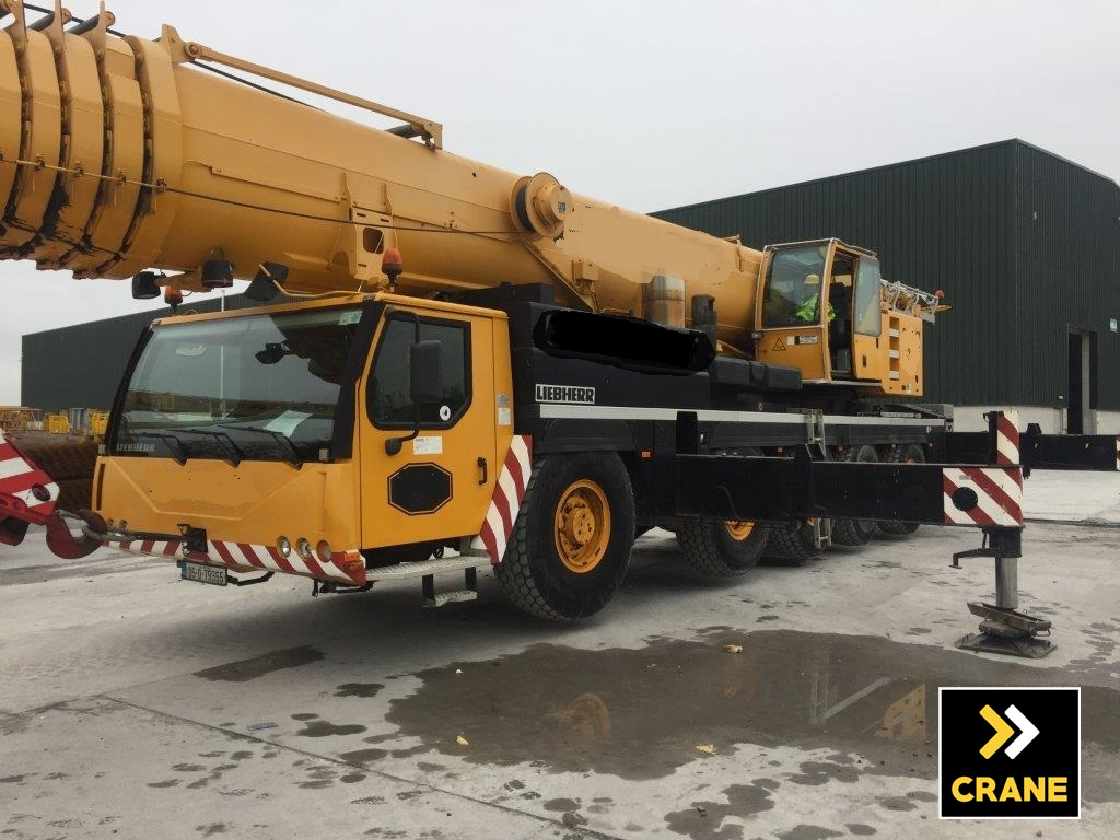 2005 LIEBHERR LTM 1220-5.1. Available for: Purchase